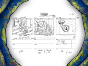 Chum Caverns storyboard panels-3