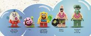 SpongeBob-Lego-Undersea-Party-minifigures