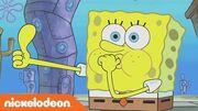 """SpongeBob SquarePants """"Two Thumbs Down - Techno Remix"""" Sneak Peek Nick"""