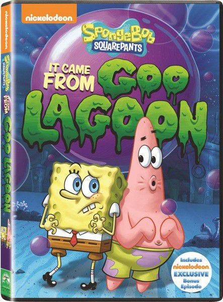 It Came from Goo Lagoon (DVD)