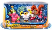Spongebob-squarepants-the-spongebob-movie-sponge-out-of-water-league-of-heroes-figurine-6-pack-nanco-10