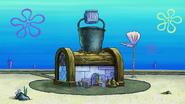 The Krusty Bucket 100