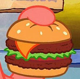 Deluxe Krabby Patty