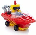 Mega Bloks SpongeBob - SpongeBob Racer (ootb)