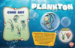 Plankton character bio