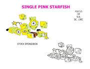 Big Pink Loser production art