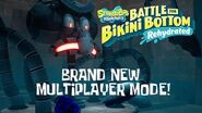 SpongeBob SquarePants- Battle for Bikini Bottom - Rehydrated - Multiplayer Trailer