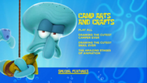 The SpongeBob Movie Sponge on the Run Canadian DVD Menu Walkthrough 0-56 screenshot