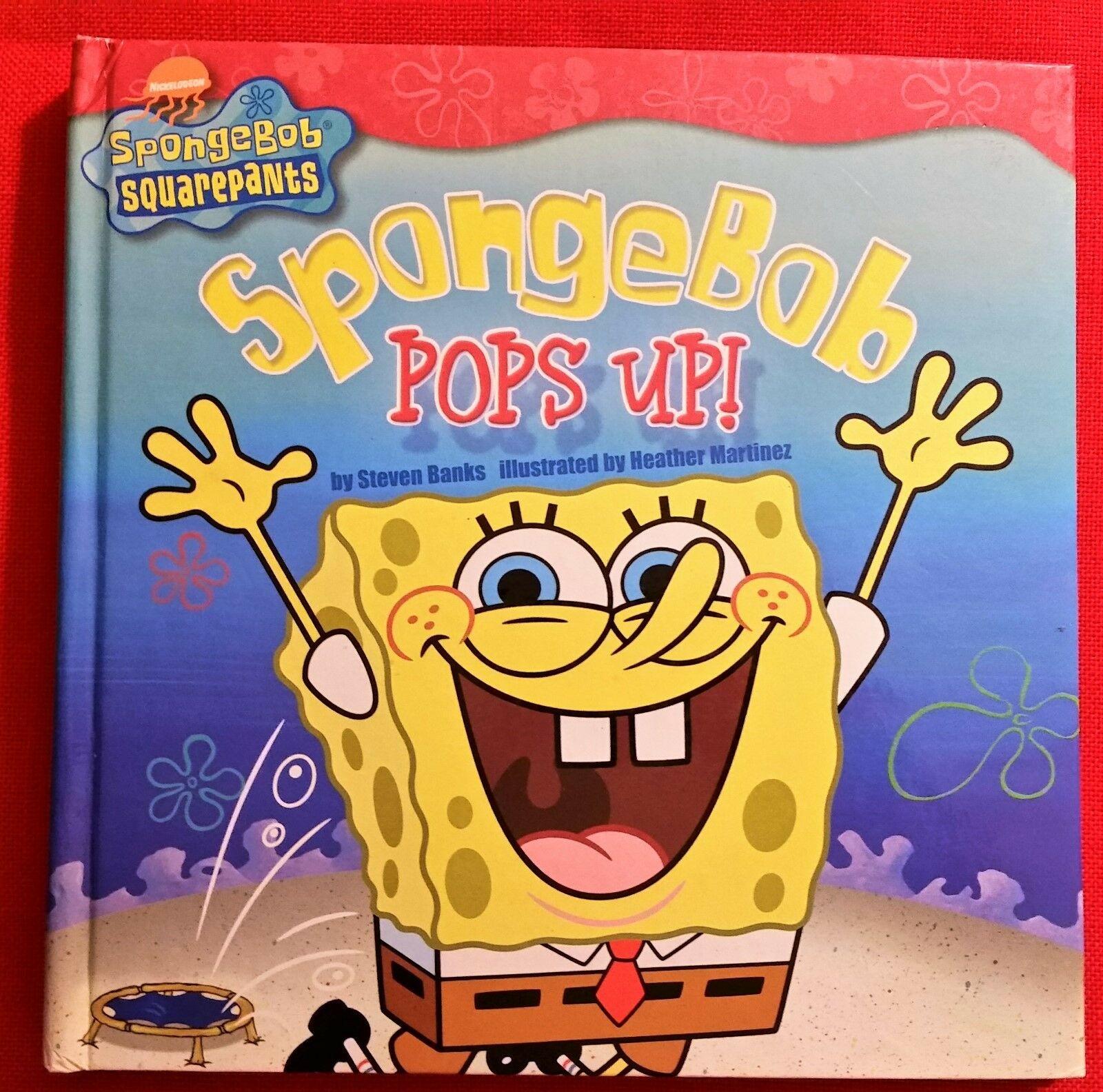 SpongeBob Pops Up!