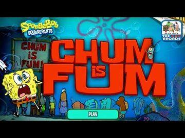 SpongeBob_SquarePants-_Chum_Is_Fum_-_But_Don't_Bump_into_Your_Bum_(Nickelodeon_Games)