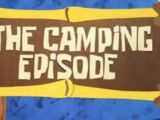 The Camping Episode: Puppet Edition!