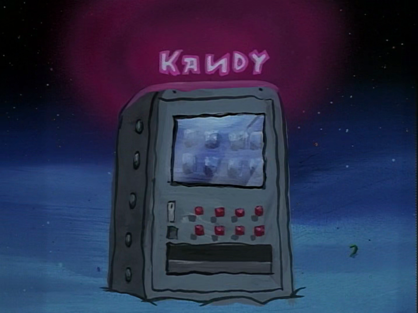 Kandy Machine