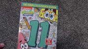 SpongeBob The Complete Eleventh Season DVD Unboxing