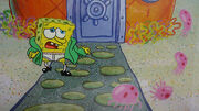 Spongebob-Squarepants-Original-Production-Cel-Cell-Animati