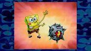 The Spongebob Squarepants Movie Video Game (Spongebob Bowling Ball upgrade 2)
