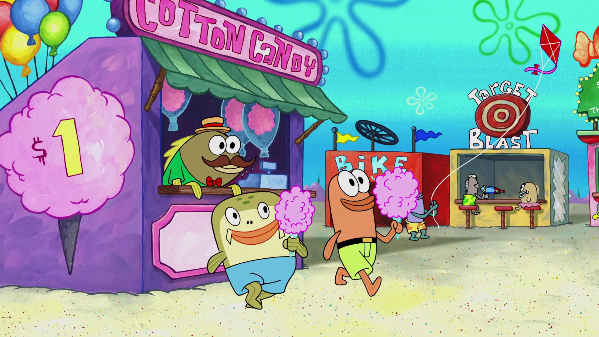 Bikini Bottom Fair/gallery