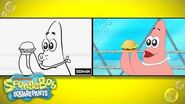'What's Eating Patrick' from Sketch to Screen SpongeBob