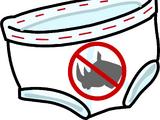 Anti-sea rhinoceros undergarments