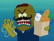 SpongeBob Meets the Strangler 111
