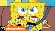 SpongeBob SquarePants Car Chase Nickelodeon