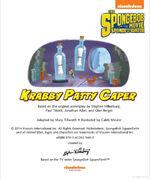 Krabby Patty Caper 1