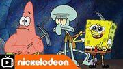 SpongeBob SquarePants - Gold Dust Nickelodeon