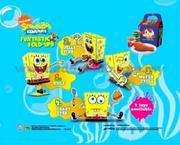 2009 KFC Funtastic Fold-Ups toys