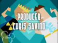 Chirs Savino worked on Johnny Test