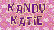 Kandy Katie title card by Egor