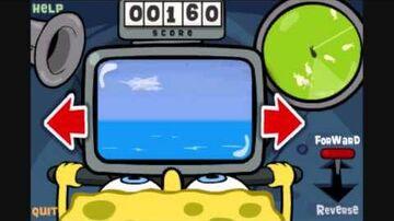 SpongeBob's_Bumper_Subs_gameplay