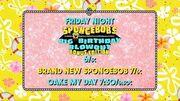 SpongeBob SquarePants July 17 night premieres promo - Nickelodeon