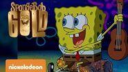 Spongebob Gold Campeggio Nickelodeon