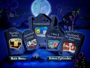 Episode Selection 1 Halloween DVD
