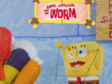 Sandy, SpongeBob, and the Worm: Puppet Edition!