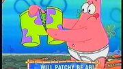 SpongeBob SquarePants - Chocolate with Nuts Screen Bug - March 21, 2003
