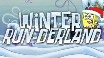 SpongeBob_SquarePants_Winter_RUNderland_game