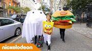 Дневники крабсбургера Призрак Nickelodeon Nickelodeon Россия