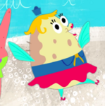 Mrs. Puff second movie 2D