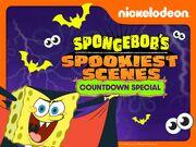 SpongeBob's Spookiest Scenes Countdown Special digital cover