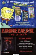 SpongeBob SquarePants VHS and DVD Ad (March 2003)