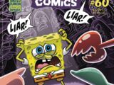 SpongeBob Comics No. 60