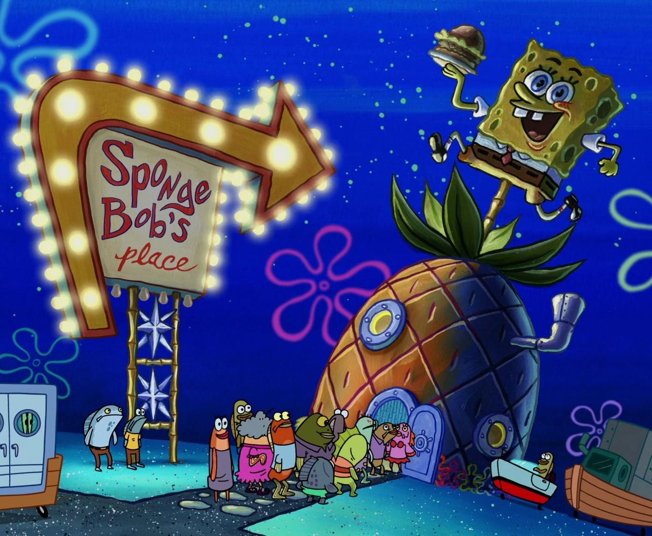 SpongeBob's Place (restaurant)