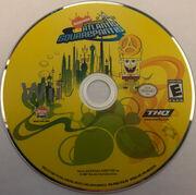 SpongeBob's Altantis SquarePantis Wii New Disc