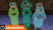 SpongeBob SquarePants We're the Ghouls of the Briny Deep (Music Video)