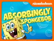 Absorbingly SpongeBob