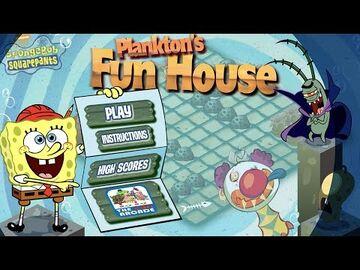 SpongeBob_SquarePants-_Plankton's_Fun_House_-_Nothing_Fun_About_His_House_(Nickelodeon_Games)