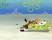Mermaid Man & Barnacle Boy VI The Motion Picture 162