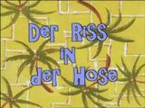 Der Riss in der Hose (Episode)
