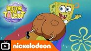 SpongeBob SquarePants The 'He's Flying' Song Nickelodeon UK