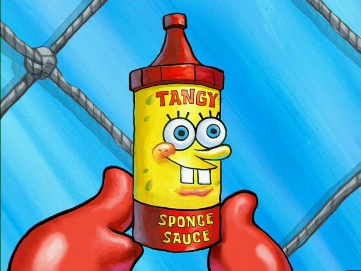 Tangy Sponge Sauce